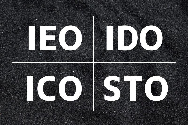IEO・IDO・ICO・STO「探す方法」スケジュールリスト一覧