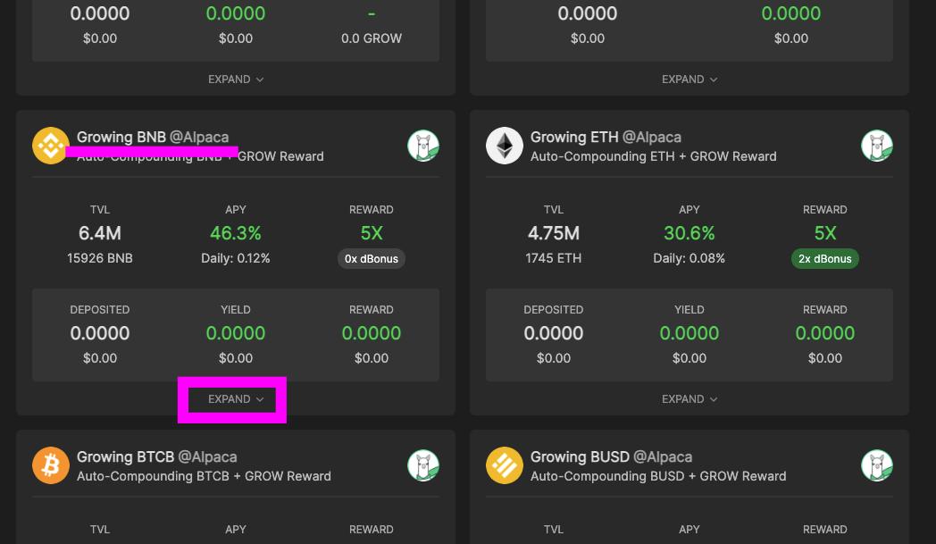 「Growing.fi」使い方|仮想通貨をあずけて自動運用する方法