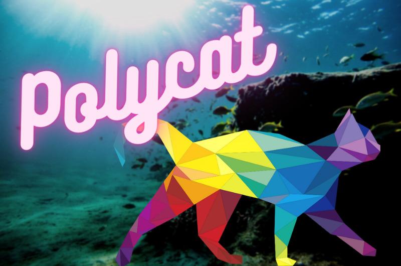 Polycatファイナンス ネコで魚をふやす「DeFi」