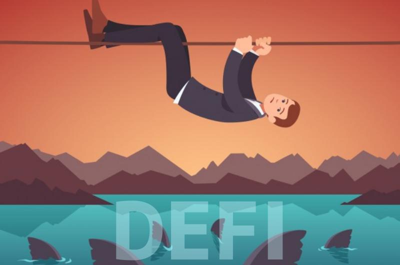 「DeFi」悪用に注意!リスクを軽減する5つの方法