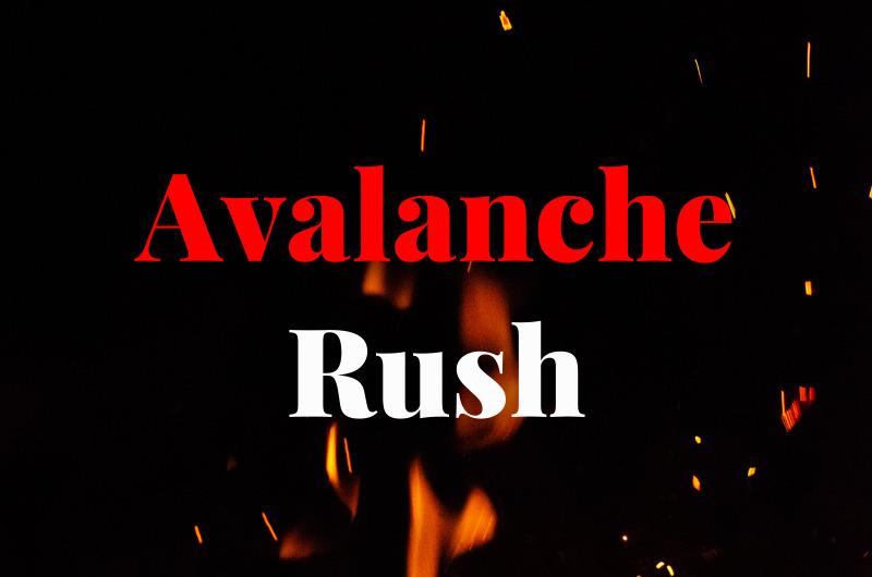 アバランチ(Avalanche) はじめてのDeFi 流動性マイニング開始